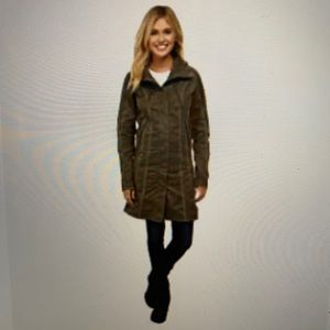 Kuhl Lena Trench. Women's size S. Worn once.